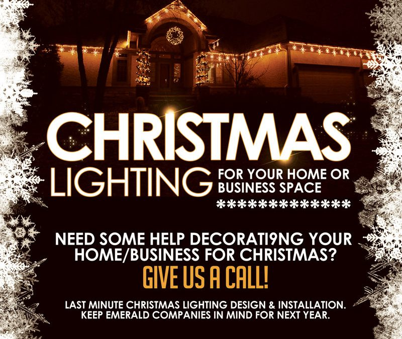 Christmas Lights…Who Has The Time for Christmas Lights?
