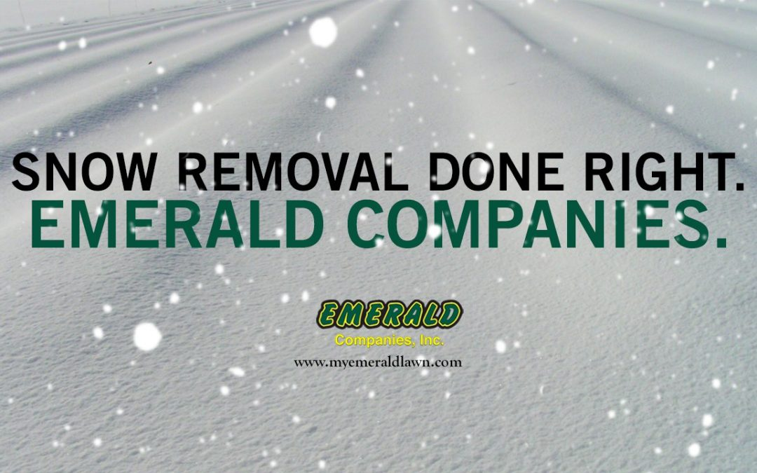 New in Snow Services in the St. Cloud Area